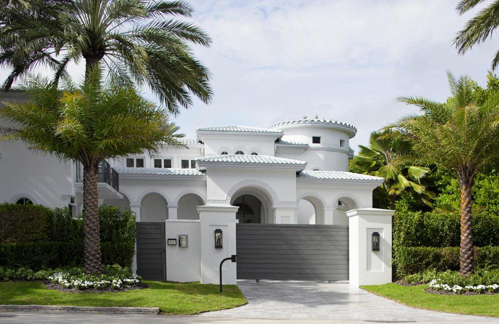 I cancelli scorrevoli per la tua casa a roma for Progetta la tua casa in 3d
